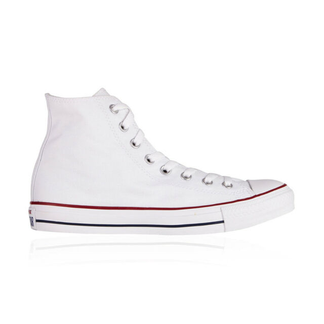 64094a5352e Converse Trainers Chuck Taylor All Star Hi White Unisex SNEAKERS UK ...