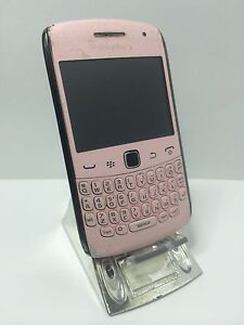 Blackberry-Curve-9360-Pink-Smartphone-Mobile-Phone-Spares-Repairs-Faulty