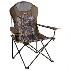 Image Is Loading Caribee Night Hawk King Folding Camping Outdoor Chair