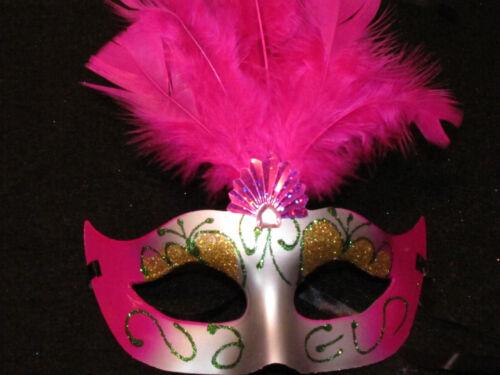12 MARDI GRAS venetian masquerade party favor wedding decor MASKS LOT of 12 mask