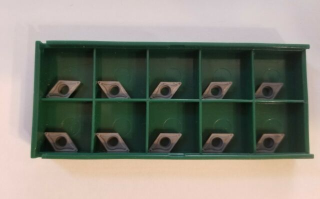 10 PCS RISHET TOOLS TPGH 21.51 C5 Uncoated Carbide Inserts