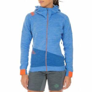 Women/'s hike climb casual Active 60-75/% OFF RETAIL La Sportiva Aim Hoody
