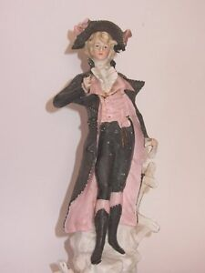 Figurine Homme Porcelaine Carl Schneider's Heirs 1875 1897 Porcelain Schneider Dqoldxi8-10124032-487488795
