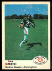 1970 OPC O PEE CHEE CFL 106 DICK SMITH EXNM MONTREAL ALOUETTES NORTHWESTERN UNIV