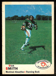 1970-OPC-O-PEE-CHEE-CFL-106-DICK-SMITH-EXNM-MONTREAL-ALOUETTES-NORTHWESTERN-UNIV