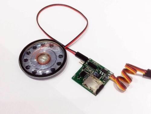 RC sont ALTIME moteur Audio lecture Module Pour Modèle Bateau Voitures Camions et avions