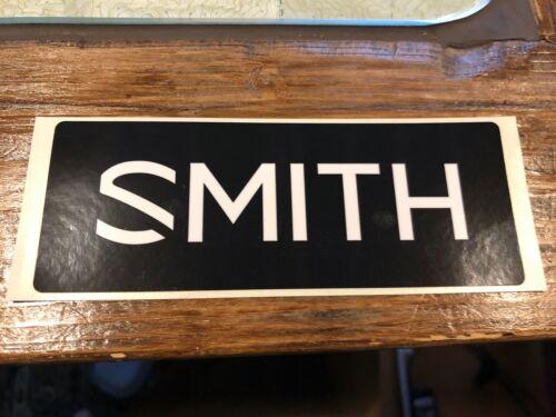 Smith Sticker Black