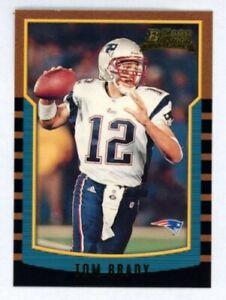 Tom Brady Bowman Rookie Card #236