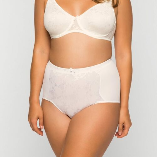 Dorina 0033 Lindsay Form Underwired Bra 2 Ply Ivory//Ivory Wide Straps Lace