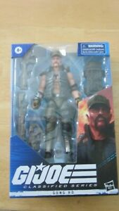 Hasbro 6 inch G.I. JOE Classified Gung Ho Action Figure #07 New, unopened GIJOE