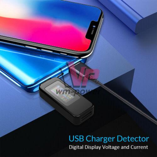 4-30V USB Digital Current Voltage Test Power Capacity Current Measuring Detector