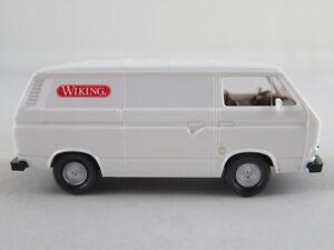 Wiking-290-VW-T3-Kastenwagen-1979-034-WIKING-034-in-weiss-1-87-H0-NEU-unbespielt
