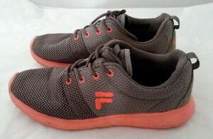 Details zu Fila Turnschuhe Sneaker Flagrunner Gr. 37 grau lachs