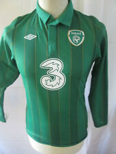 Republic of Ireland 2012-2013 Home Football Shirt Size Youth Small /she
