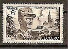 STAMP-TIMBRE-DE-FRANCE-NEUF-1948-LUXE-N-815-GENERAL-LECLERC-DE-HAUTECLOCQUE