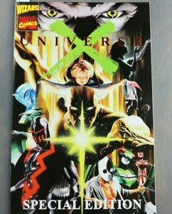Wizard-Marvel-Comics-UNIVERSE-X-Special-Edition-2000