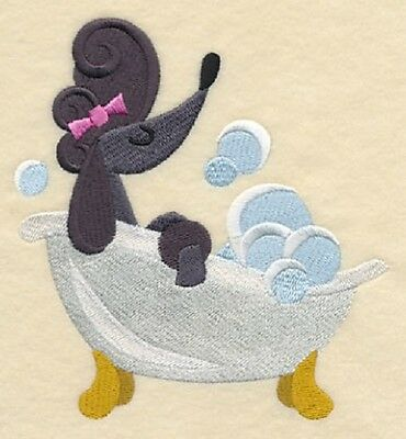 Swan SET OF 2 BATH HAND TOWELS EMBROIDERED BY LAURA Avian Elegance