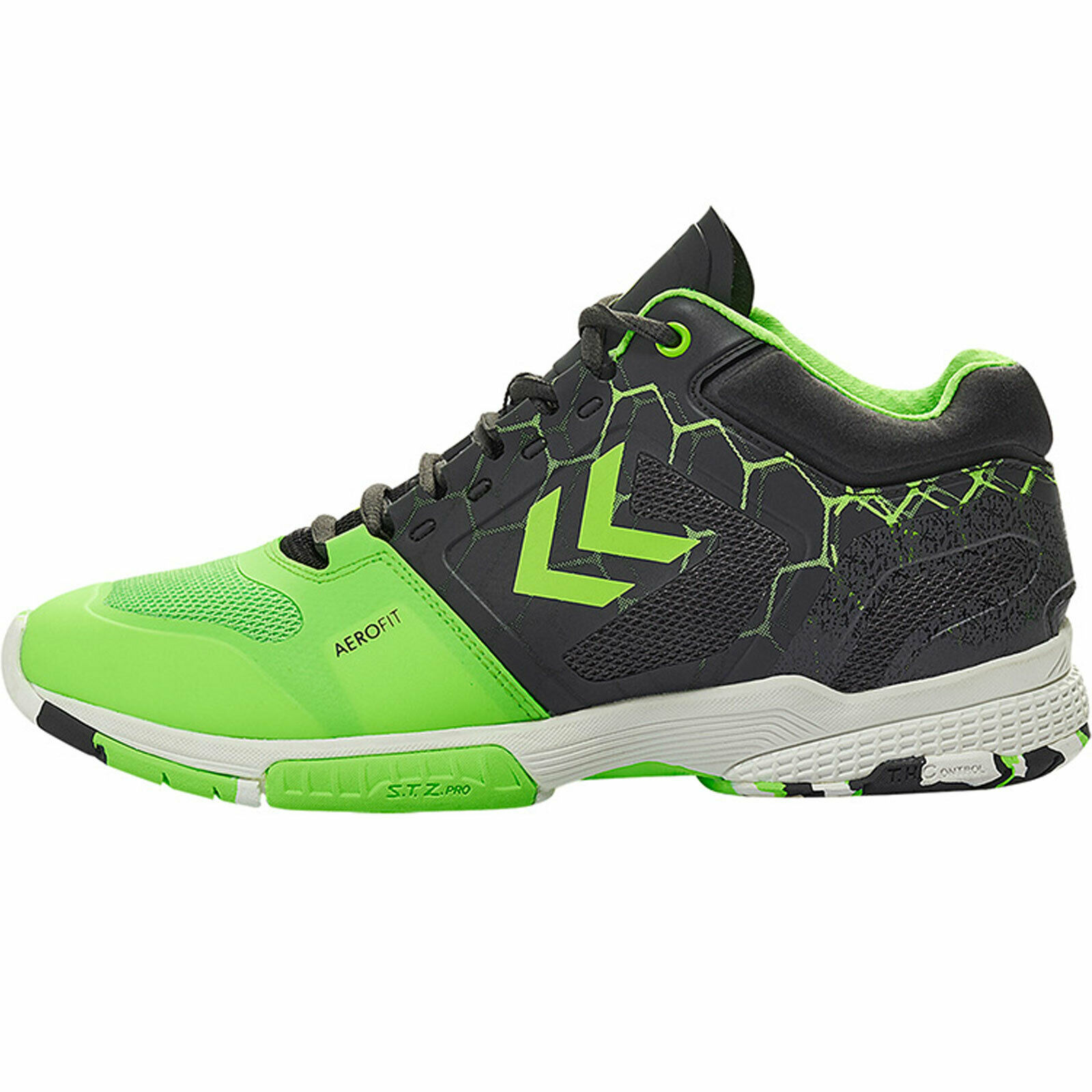 Hummel Aerocharge HB 220 2.0 Indoor Handball Shoes Trainers gray 201088 1525 WOW