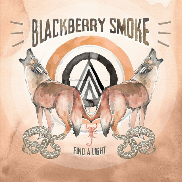 BLACKBERRY SMOKE FIND A LIGHT CD - RELEASED 6th APRIL 2018