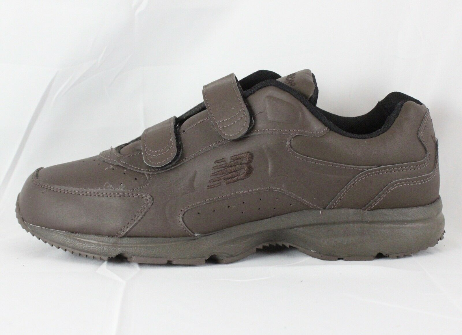 New Balance 445 Mens Comfort Walking shoes CMW445VC Size 12 Wide 2E Brown