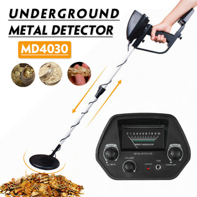 MD4030 Metal Detector Gold Underground Finder Treasure Jewelry Digger Tool
