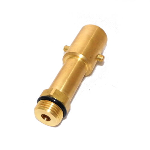 LPG BAJONETT FILLER PIPE FILLING POINT CONNECTOR ADAPTER DUTCH BELGIAN W21,8
