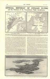 1919-Official-Birthday-Of-Civilian-Flying-New-Air-Routes-Maps