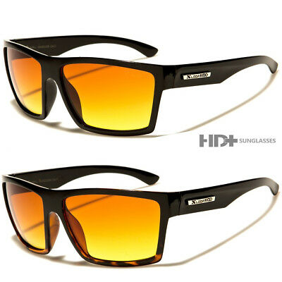 SPORT VISION HD NIGHT DRIVING FLAT TOP CLASSI SUNGLASSES HIGH DEFINITION GLASSES