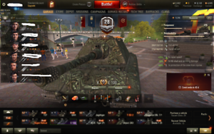 World-of-Tanks-5-years-old-account-E100-and-3-IX-tier-tanks-WOT-NORTH-AMERICA