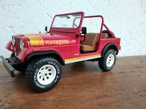 Jeep-Renegade-echelle-1-18-longueur-21cm-neuve