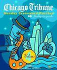 Chicago Tribune Sunday Crossword Puzzles, Volume 4 (Paperback, 2005)