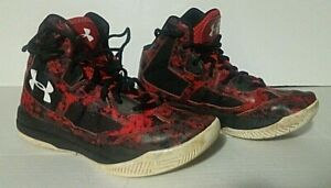Under Armour Boys Basketball Shoes US 5
