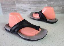 ca53c109d363 item 3 NEW Women s MERRELL Sandspur Delta Black Leather Toe Loop Flip Flop  Sandals 10 -NEW Women s MERRELL Sandspur Delta Black Leather Toe Loop Flip  Flop ...