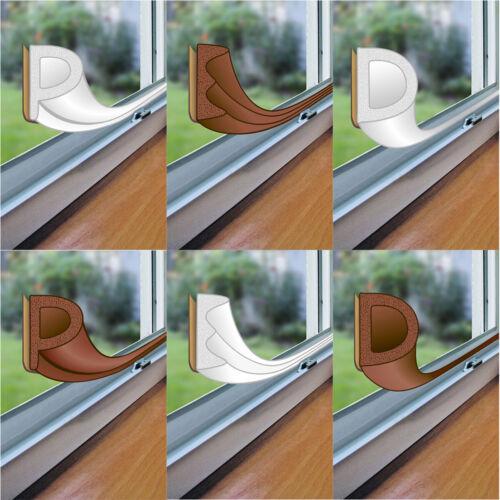 Fenêtre d/'étanchéité joint en caoutchouc e p D profil dichtband auto-adhésif dichtungsband
