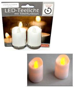 xl led teelichter set elektrische teelichter kerzen teelicht mit batterie ebay. Black Bedroom Furniture Sets. Home Design Ideas
