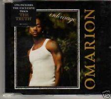 (60I) Omarion, Entourage - DJ CD