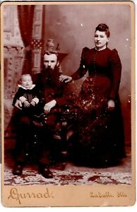 CAB-Foto-Schoenes-Familienbild-La-Salle-Illinois-USA-1890er