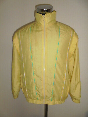 Devoto Vintage Klepper Nylon Jacke Sports Jacket Oldschool 80s Trainingsjacke 44 M