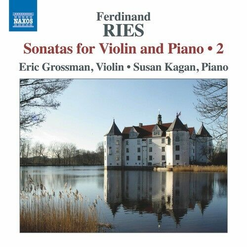Violin Sonatas [New CD]