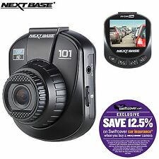 "Nextbase 101 Car Dash Dashboard Video Camera 2"" 720P HD DVR Cam"