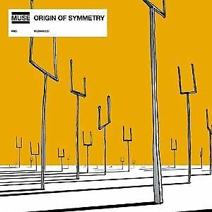 1 of 1 - Muse / Origin of Symmetry *NEW* CD