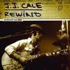 """J. J. CALE """"REWIND"""" CD NEUWARE"""