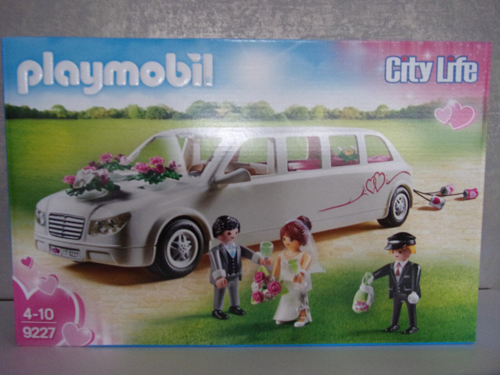 Playmobil City Life 9227 Hochzeitslimousine - Neu & OVP  | Ausgezeichnetes Preis