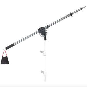 7-039-Mini-Boom-Arm-Heavy-Duty-Foldable-Swivel-Combo-Receiver-Photo-Film-Studio