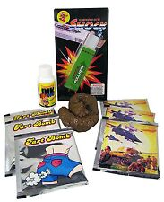 "STARTER ""MINI"" PRANK KIT 2 - Fake Dog Poop Fart Bombs Shock Gum Joke Gag Trick"