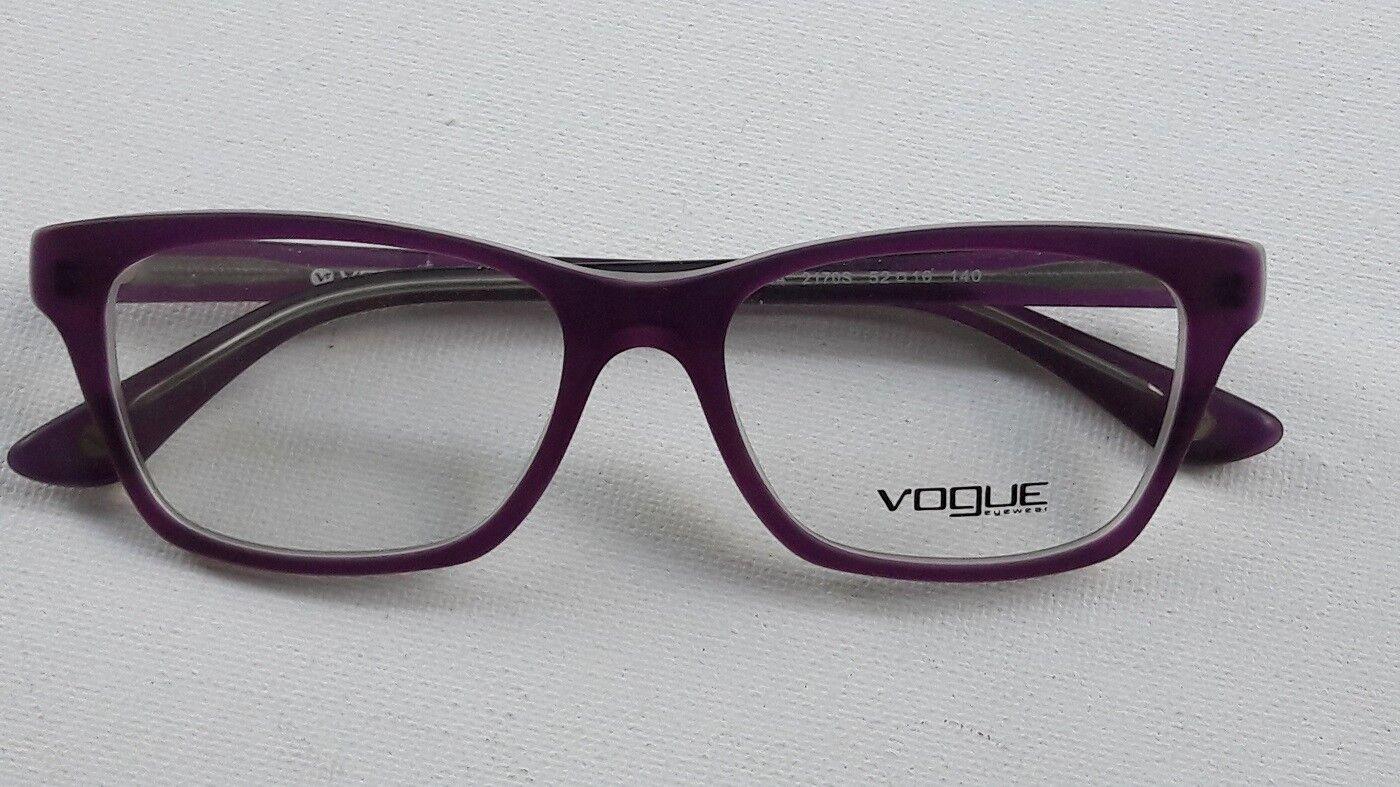 VOGUE BrillengestellBrille ORIGINAL Mod VO2714 C2170S Violett matt ohne Etui