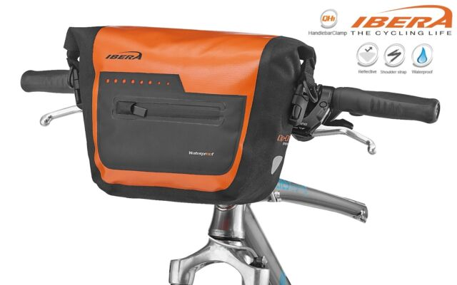 Bike Handlebar Bag Bicycle Cycling Front Pouch Waterproof Birdy Ib Hb9 12 4