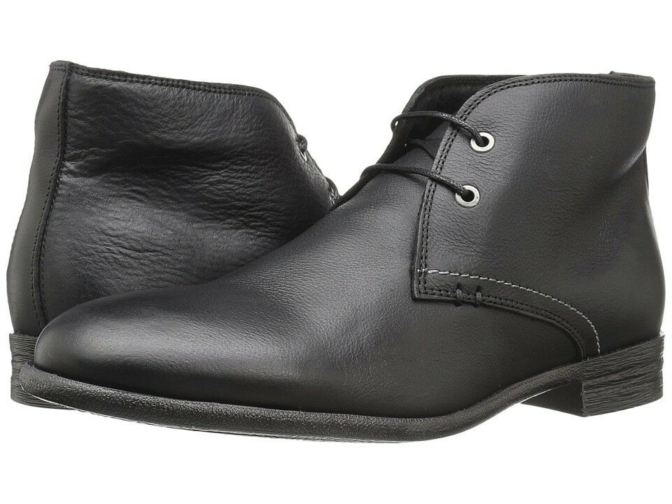presa di marca Robert Wayne Uomo stivali Wisconsin Wisconsin Wisconsin nero Chukka stivali Leather avvio 10 M  bellissima