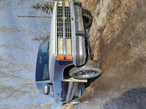 1991 Chevy Silverado 350 tbi