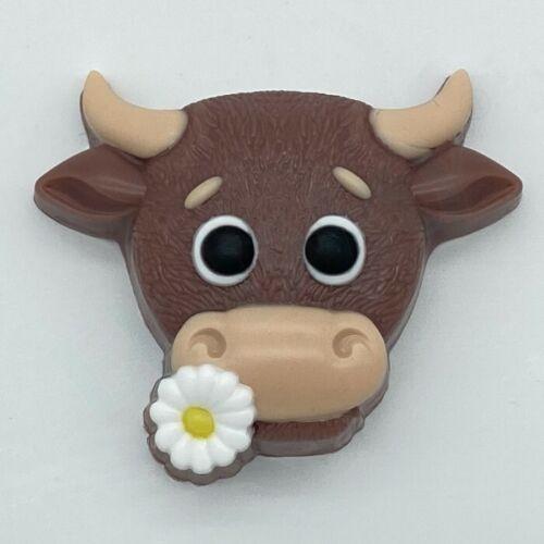 "/""Bull head Flower/"" plastic soap mold soap making mold mould"